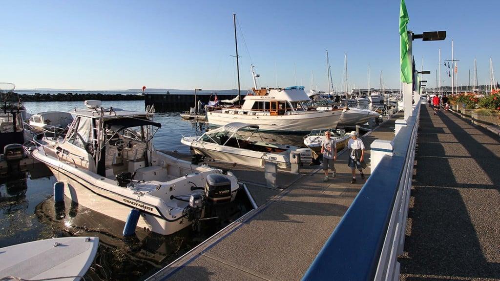 Port of Edmonds Guest Moorage