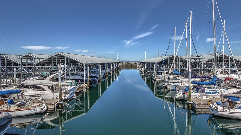 Port of Edmonds Moorage