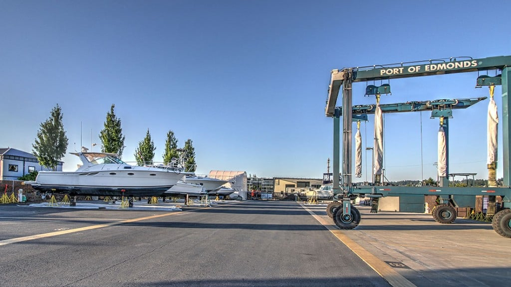 Port of Edmonds Boatyard